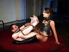 Slave crushed into submission